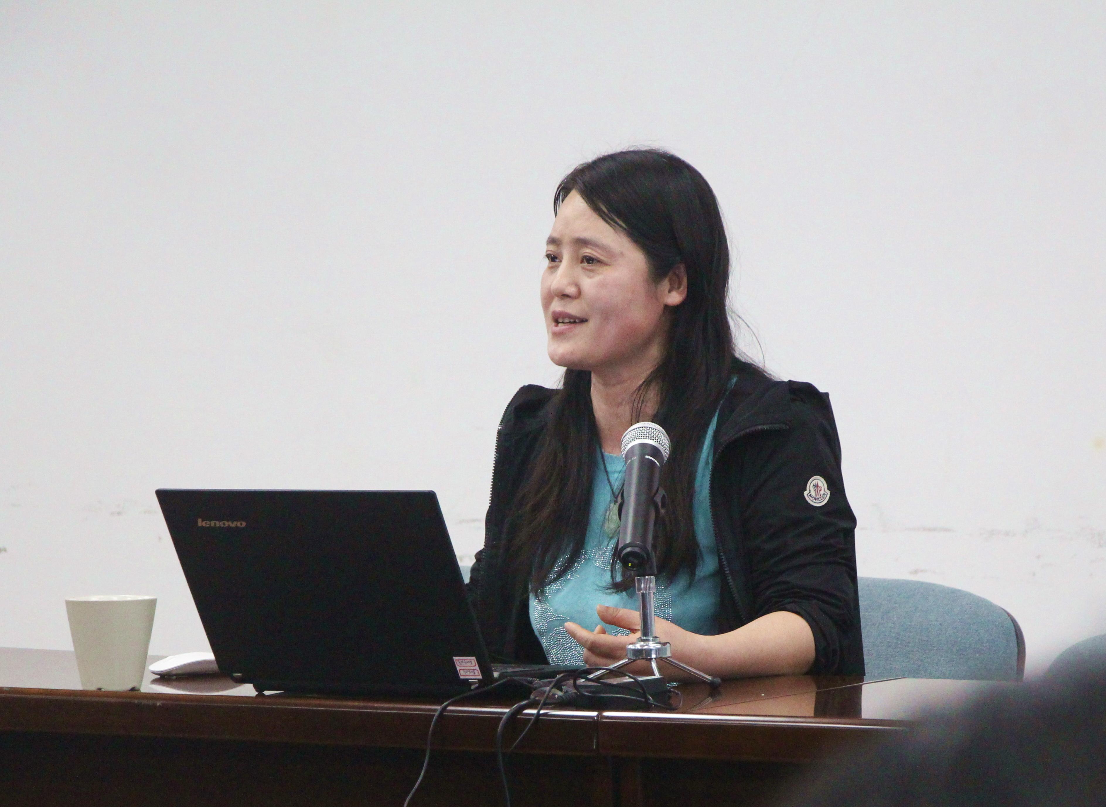 青岛通济实验学校马静