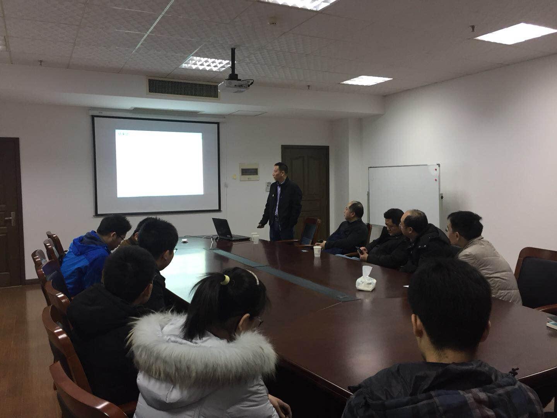 重庆大学沈骏教授与湖南工程学院魏克湘教授到航空
